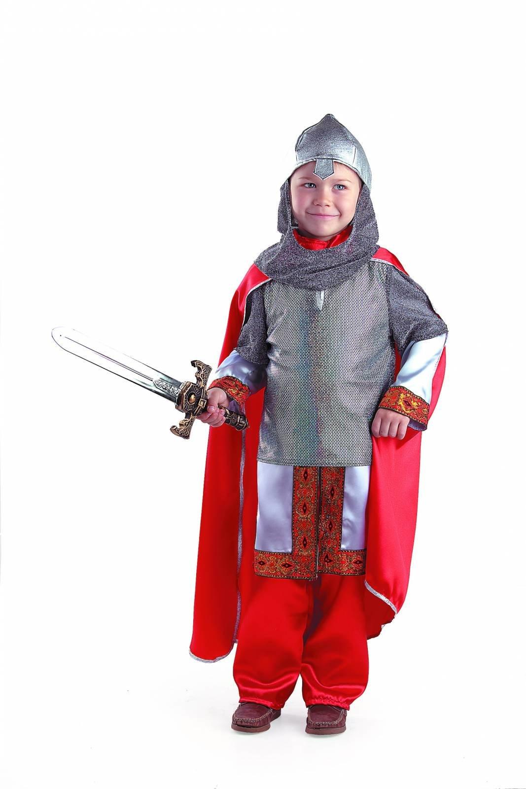 Как сделать костюм Богатыря своими руками - ФОТО 15