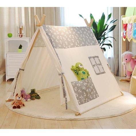 Палатка для детей своими руками радость детям (32 фото)