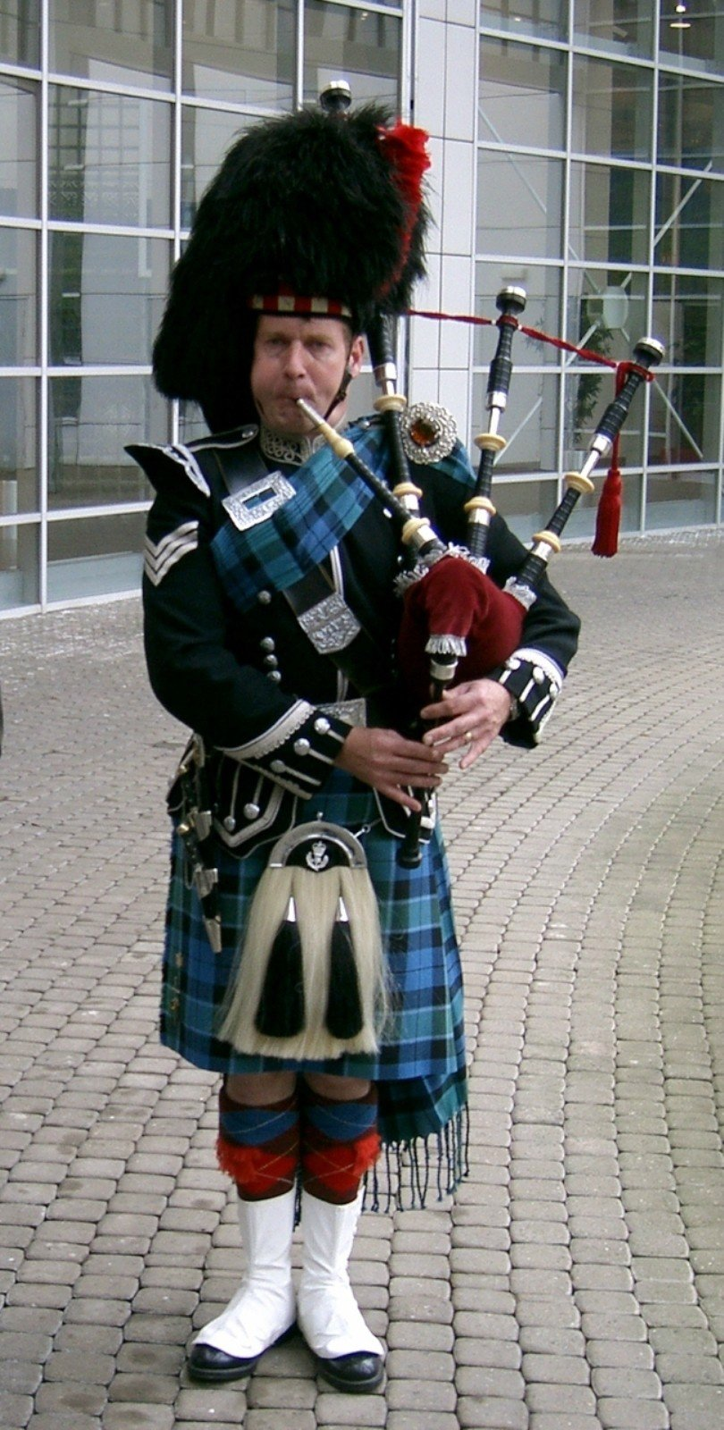 Костюм шотландца своими руками 95