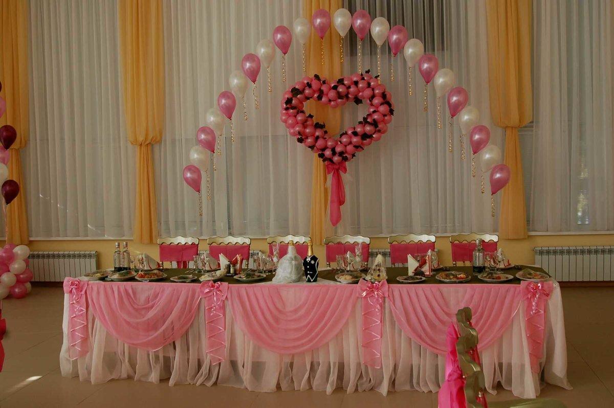 Как украсить зал на свадьбу своими руками, фото, сколько стоит 78