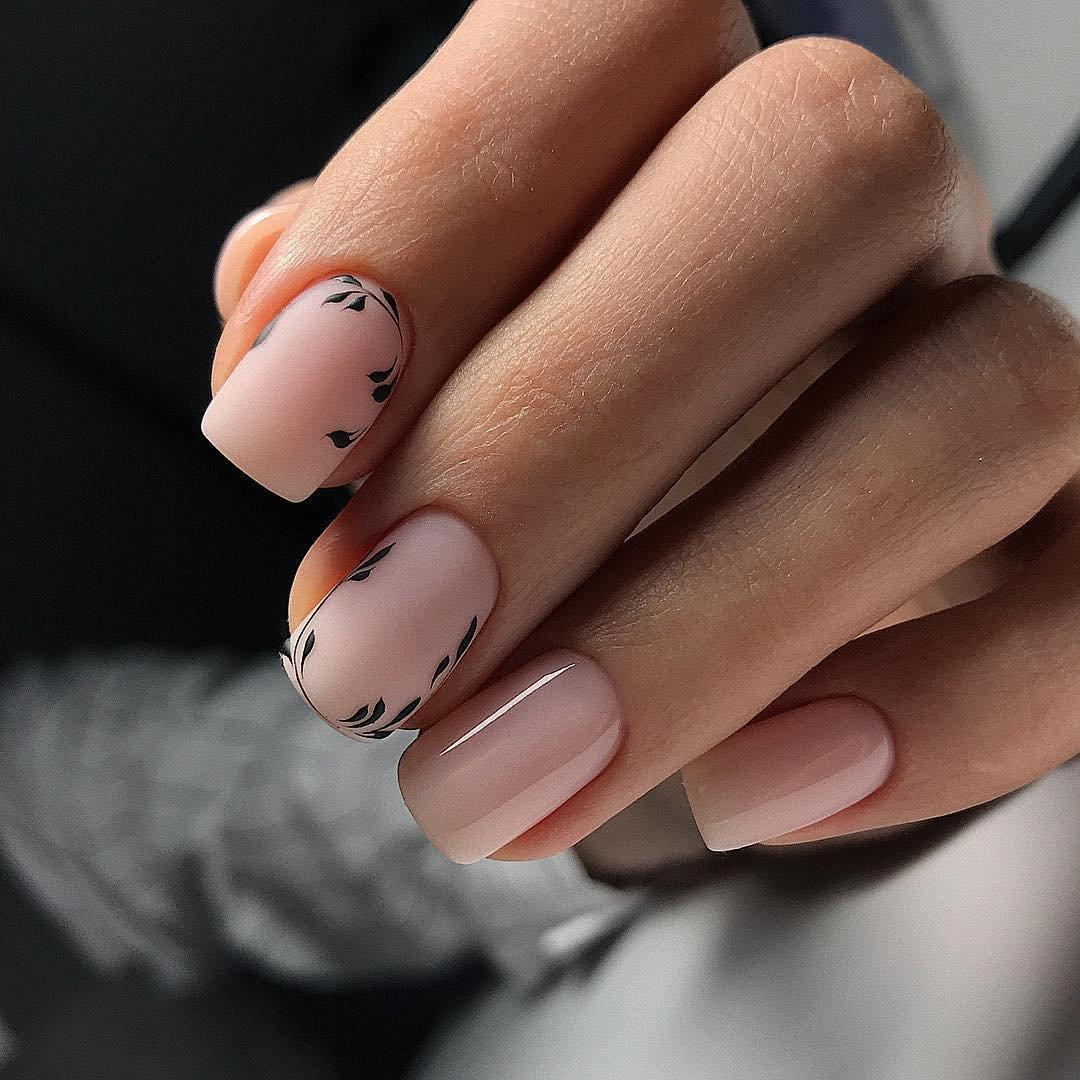 Красивый Дизайн Ногтей На Новый Год