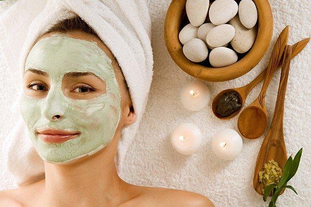 Маска для жирной кожи лица в домашних условиях увлажнить 351