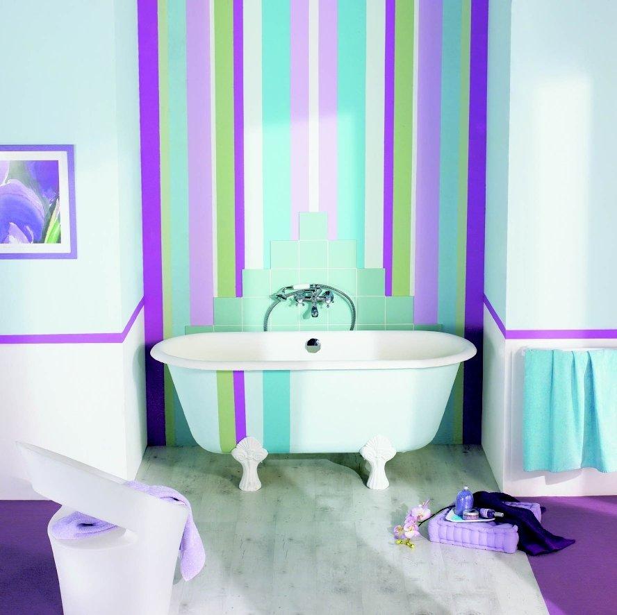 Покрасить ванную в домашних условиях фото 190