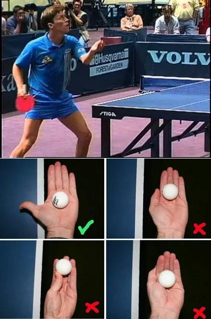 Как научиться играть в настольный теннис в домашних условиях 684