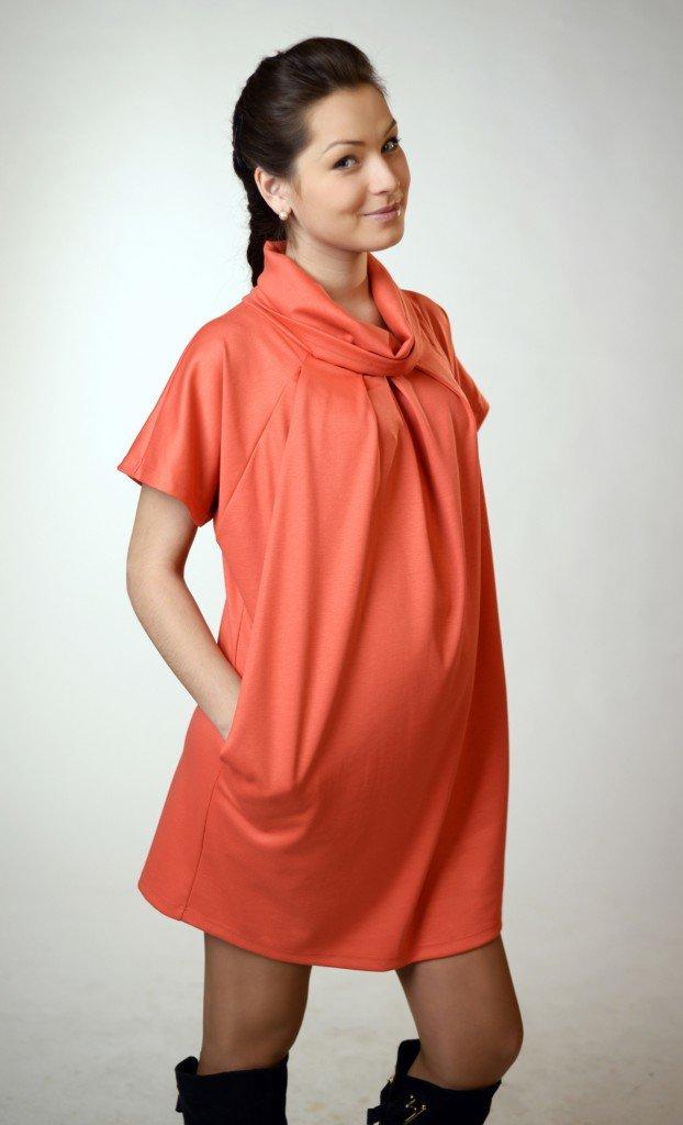 Платья для беременной своими руками 33
