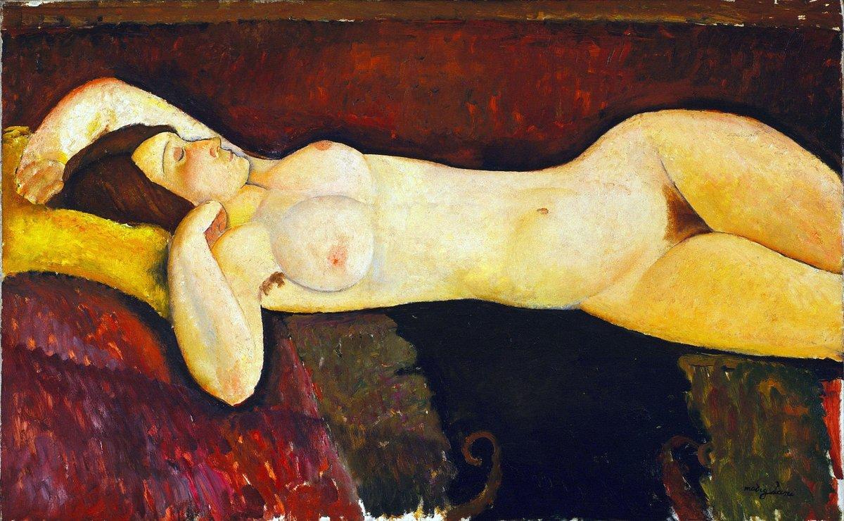 Обнаженные Женщины Великих Художников
