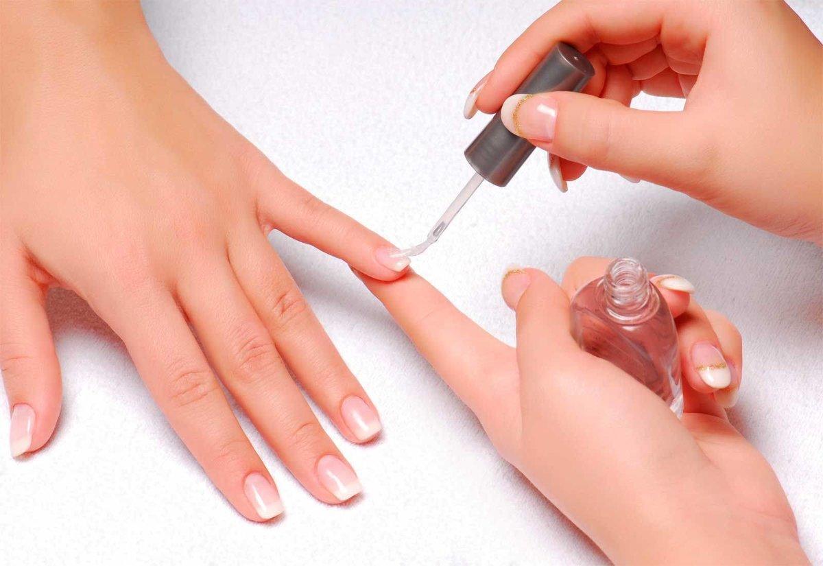 Маски для ногтями в домашних условиях 764