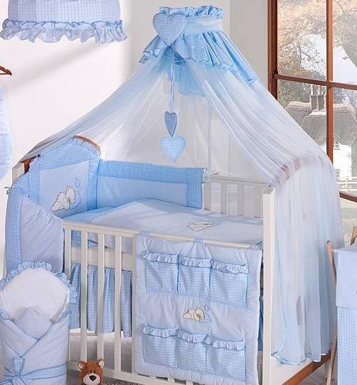 Кроватка с балдахином для новорожденного своими руками 71
