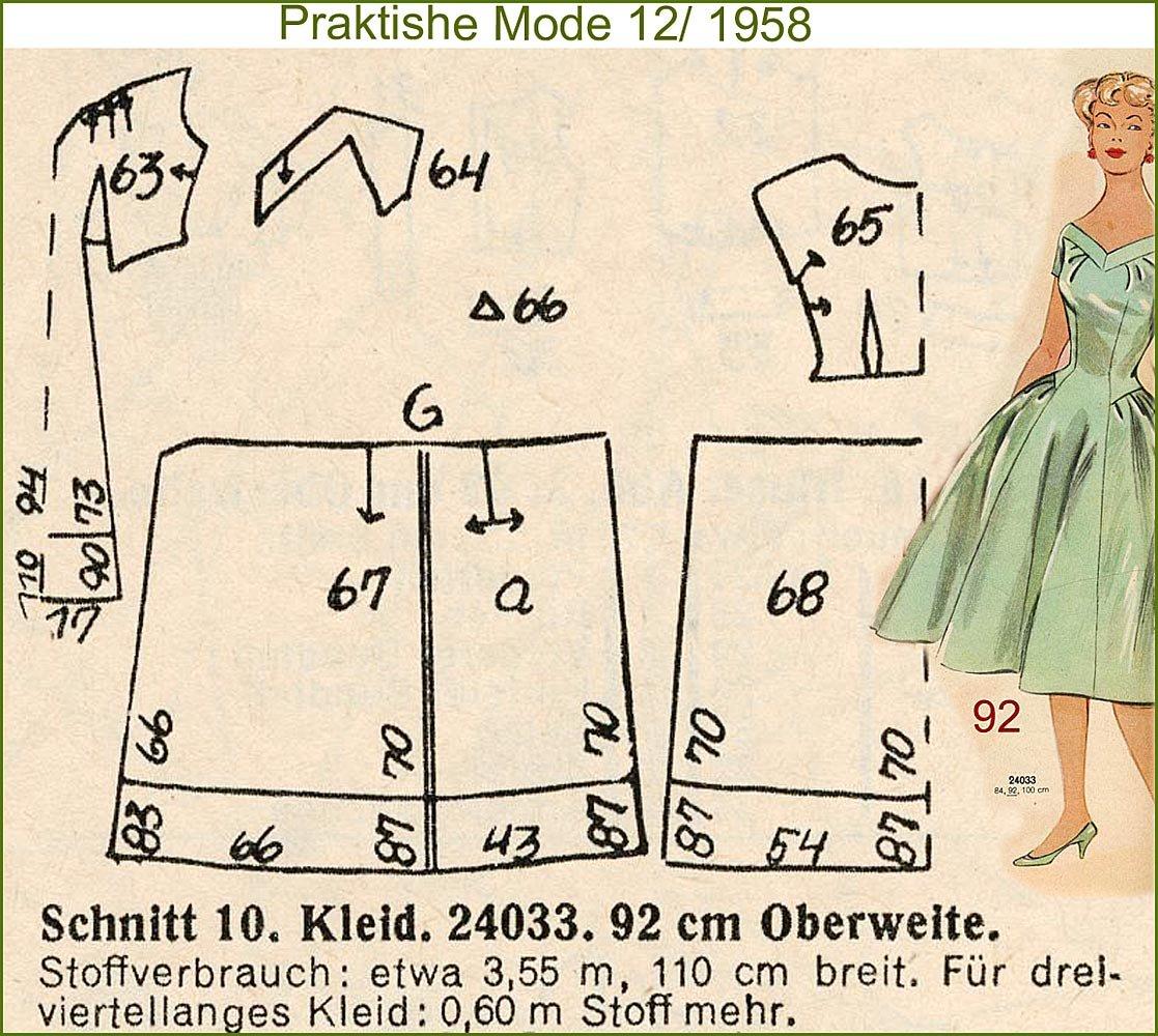 Платье 60 годов сшить 15