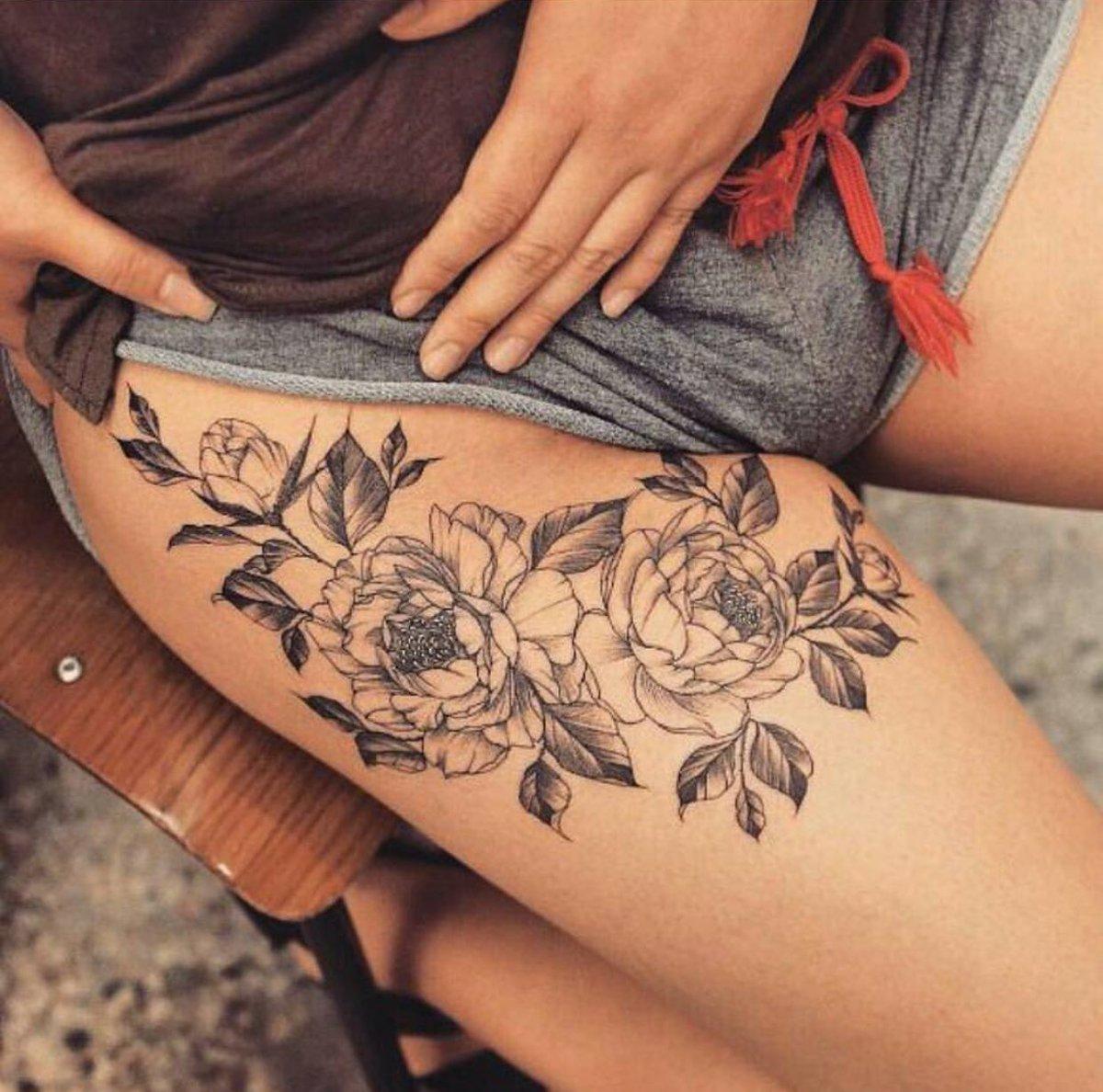 Фото татуировок милы блюм