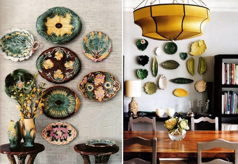 Крепление декоративные тарелки на стену своими руками 29
