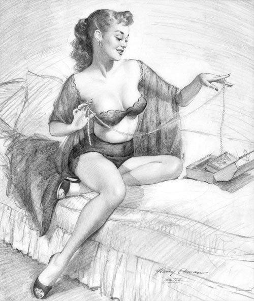 порно картинки рисованные черно белые № 584494 загрузить
