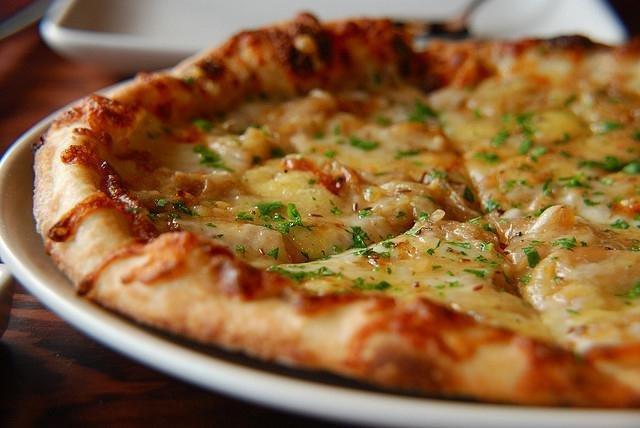 Быстрое тесто для пиццы в духовке рецепт пошагово с фото на кефире