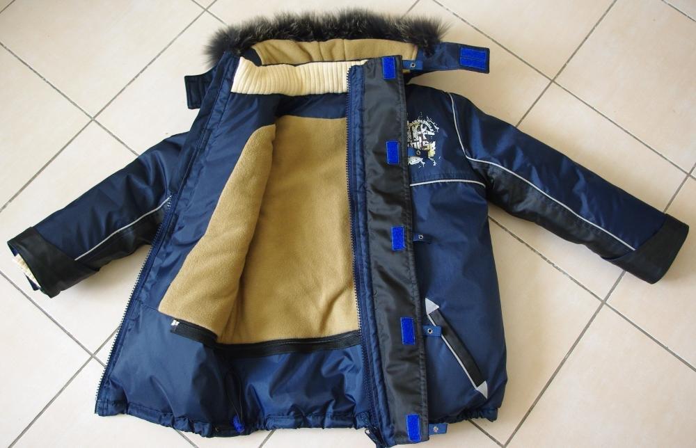 Сшить куртку для детей своими руками 187
