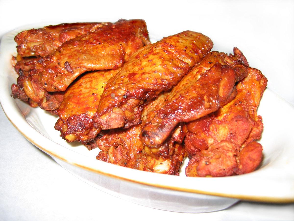 Как приготовить крылышки куриные на сковороде пошаговый рецепт