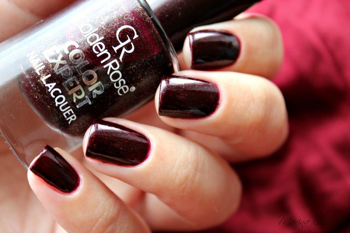 Бордовый - модный цвет лака для ногтей - Women s Health 29