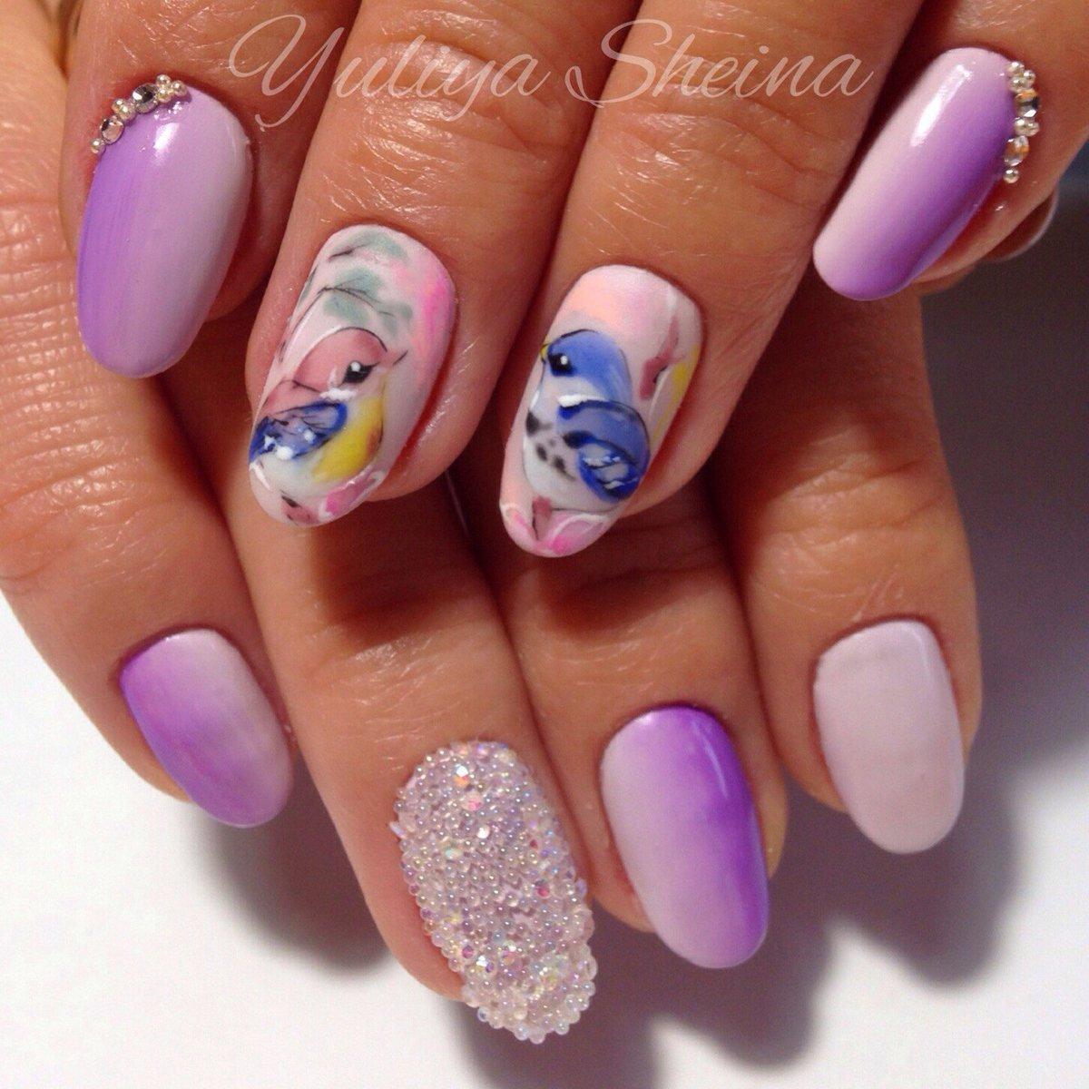 Дизайн ногтей фото новинки весна лето