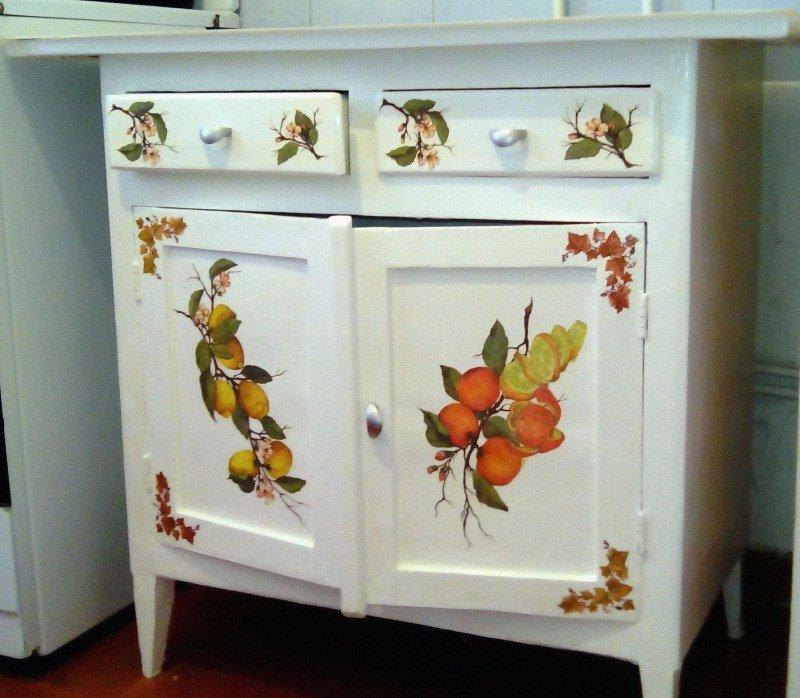 Реставрирование старой мебели своими руками 92