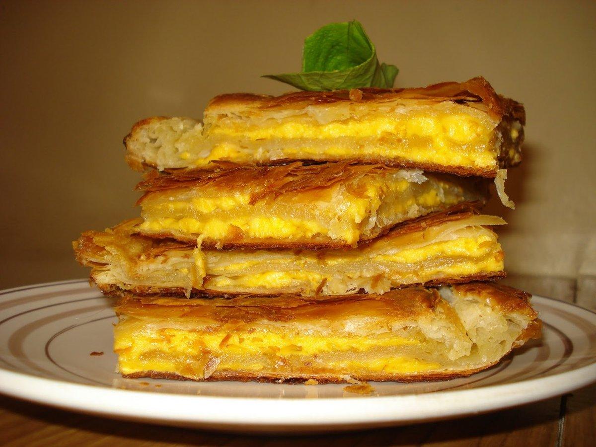 Осетинский пирог с картошкой и сыром рецепт с фото пошагово 13