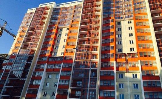 Продам 2-комнатную - славы, 14, 59 кв.м. на 5 этаже 17-этажн.