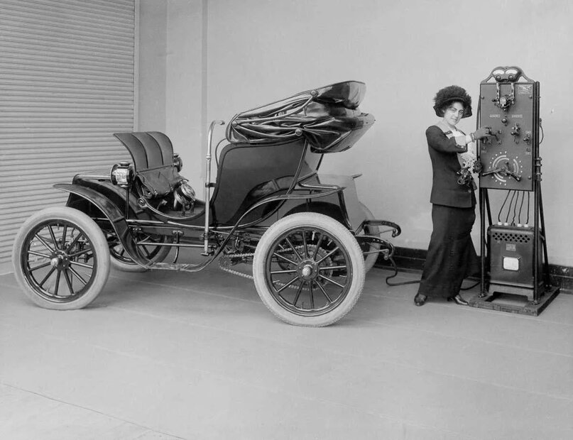 Устройство электромобиля и принцип его работы - фото 2
