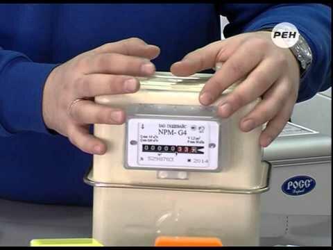 Как работает ультразвуковой счетчик газа - фотография 18