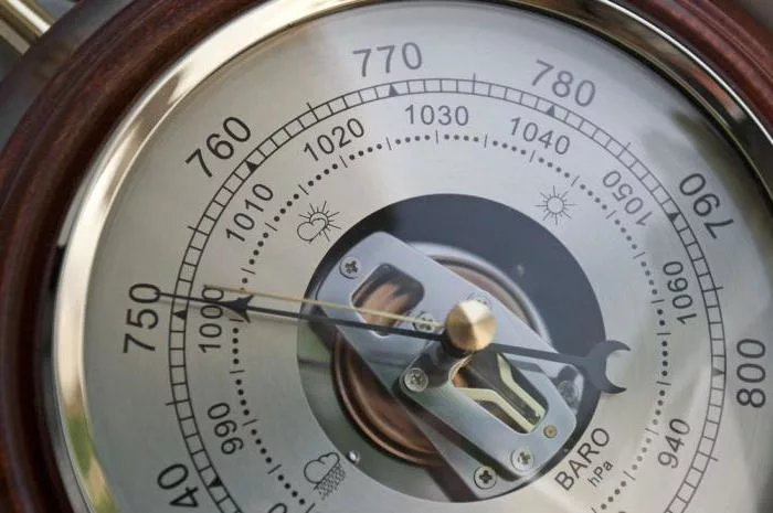 Что такое анероидный барометр? - изображение 12