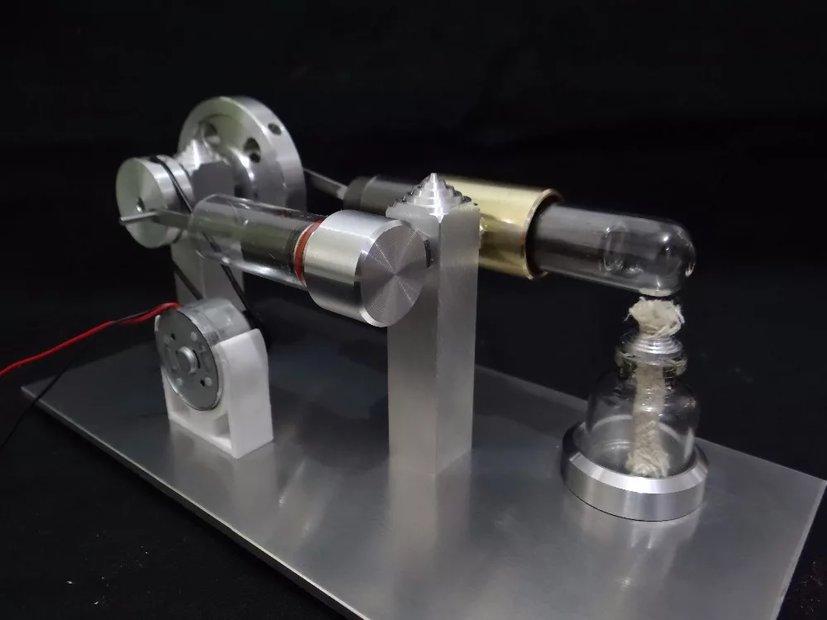 Первый тип двигателя. «Альфа» - фото 4