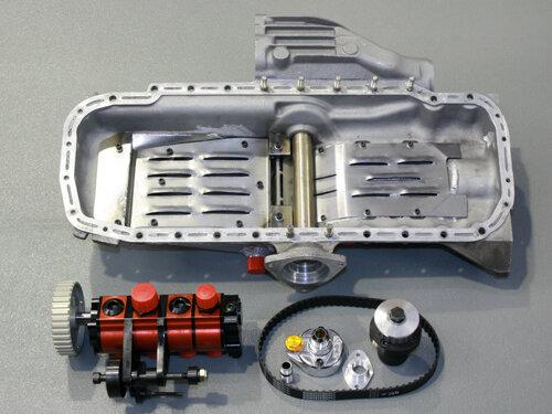 Двигатели с сухим картером: преимущества, недостатки и куда их ставят - фотография 12