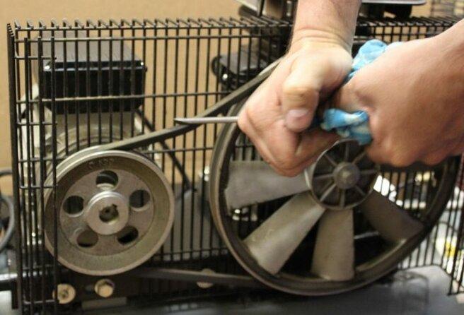 Принцип работы воздушного компрессора - изображение 50