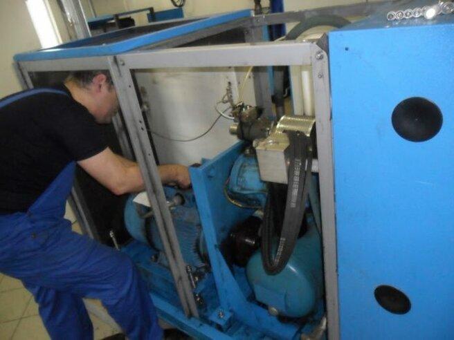 Принцип работы воздушного компрессора - изображение 48