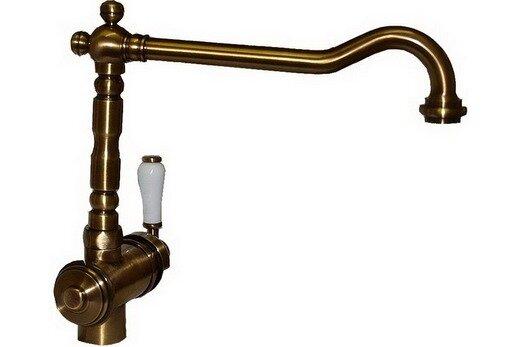 Устройство водопроводного крана: подробные схемы внутренностей всех типов смесителей - изображение 46