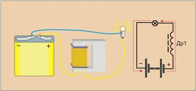 Как измерить индуктивность дросселя мультиметром - фото 6