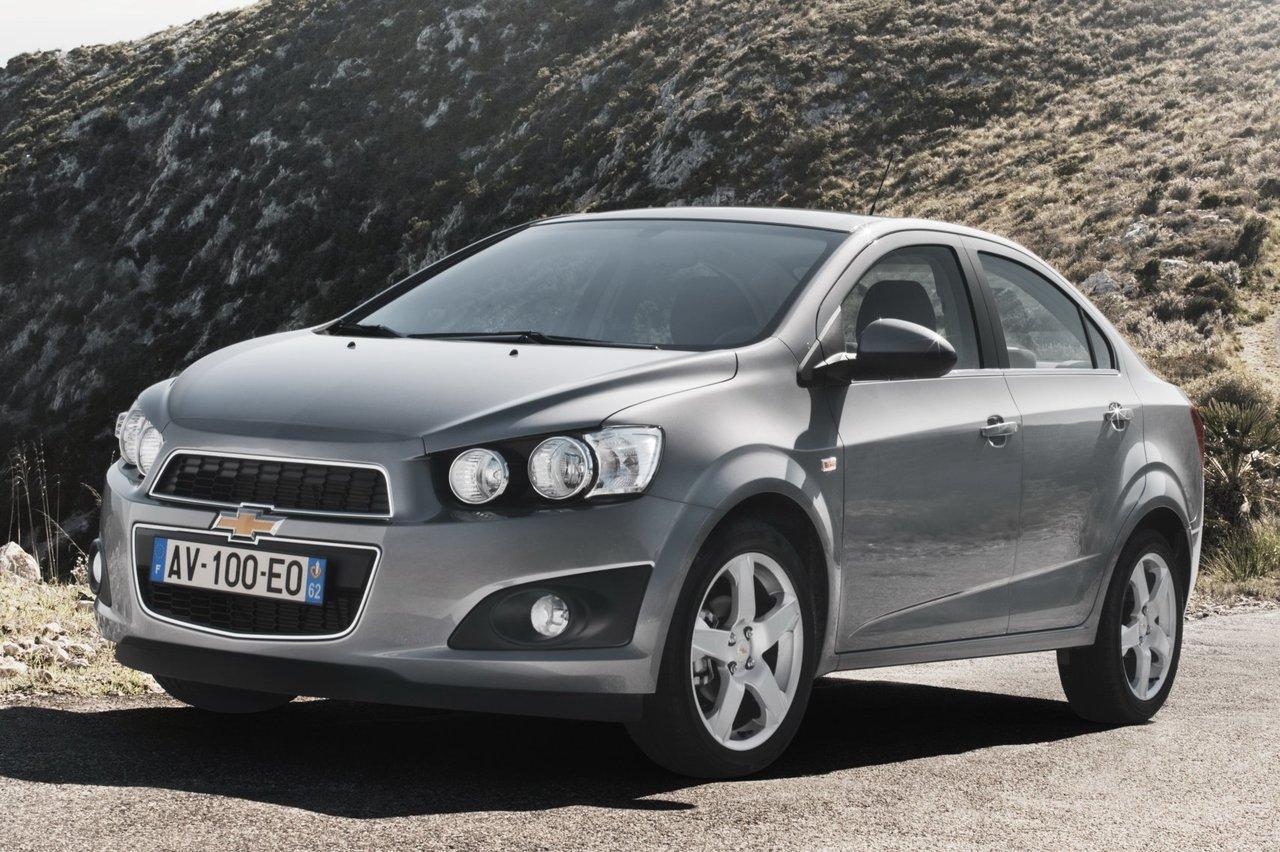 Шевроле Авео – обзор авто