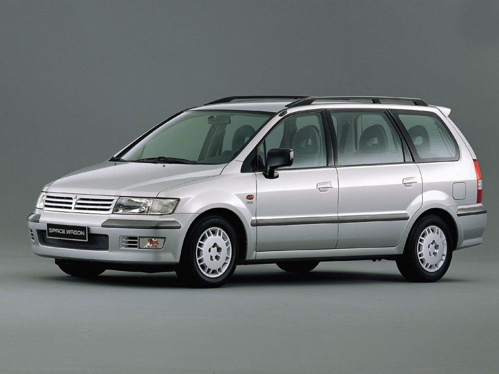mitsubishi space wagon, 1997 отзывы