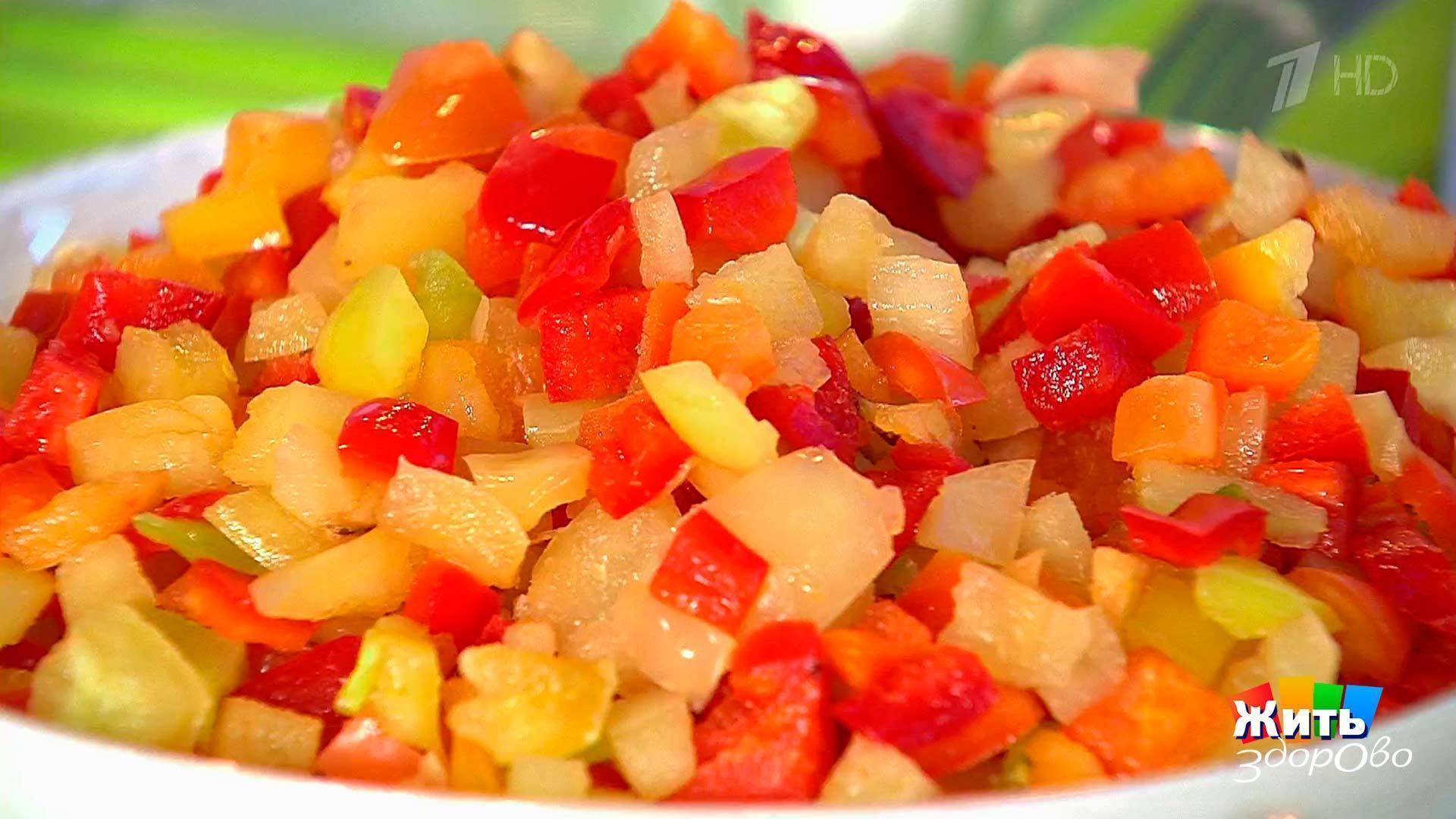 Заморозка овощей на зиму в домашних условиях 18