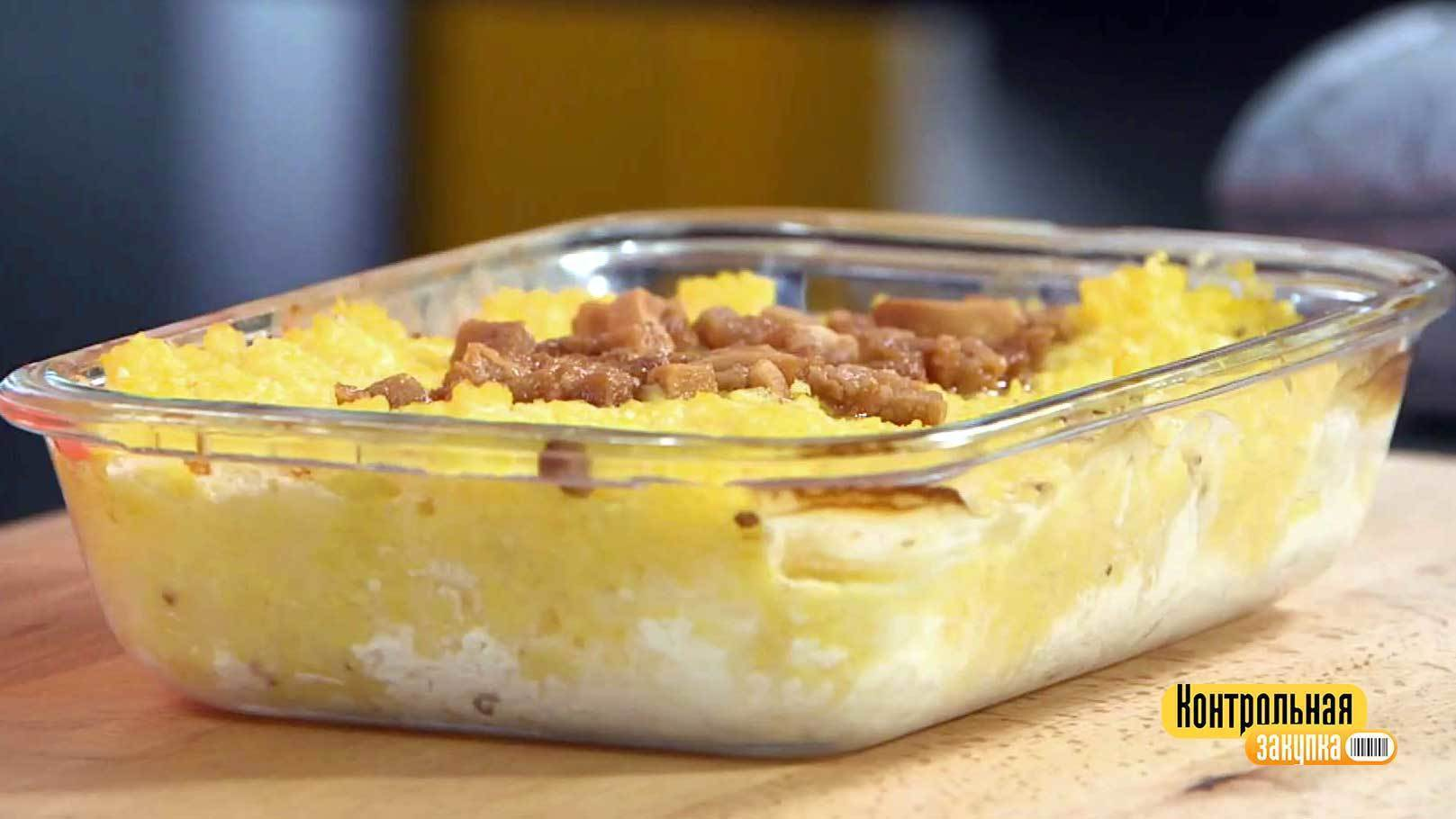 Рецепты мамалыги на пружину