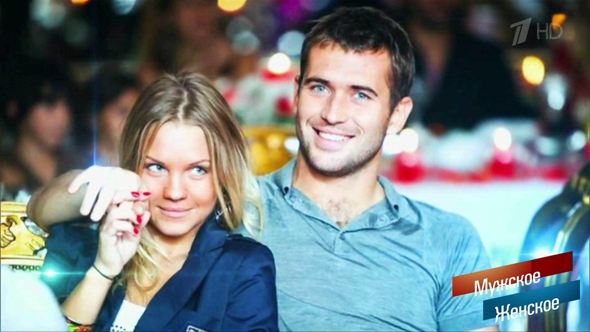 Михаил кержаков с девушкой фото
