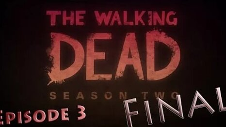Walking Dead Season 2 Эпизод 3| Финал