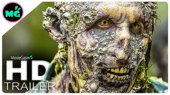 THE Walking DEAD: World Beyond Official Trailer 2 (2020) NEW Zombie TV Series HD