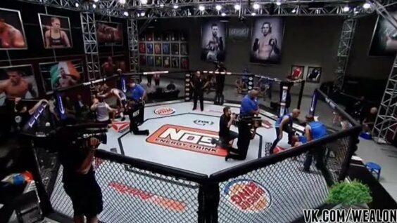 8 The Ultimate Fighter Team McGregor vs. Team Faber - 8 эпизод