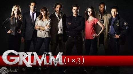 Horror TV l Сериал Гримм 1 сезон 3 серия (Grimm Season 1 Episode 3)