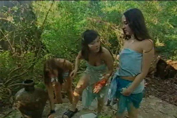 Скрытая видео секса в передаче последний герой думаю