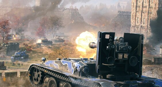 Linux играть world of tanks сервере