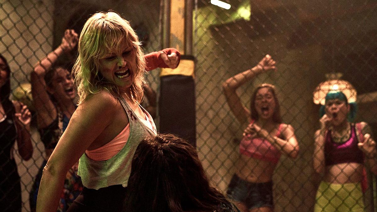 Новый трейлер фильма «В ринге только девушки» – Трейлер (дублированный) 02:39 FullHD