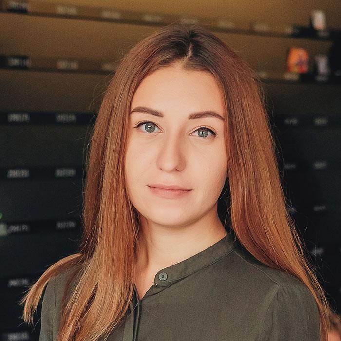 Анастасия Лугинина