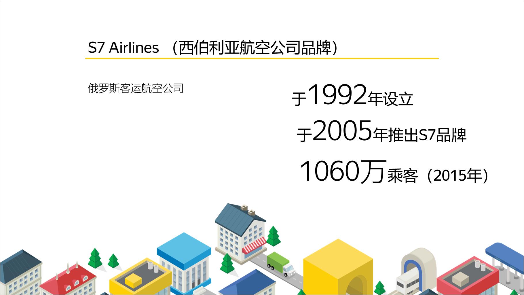 S7 Airlines (西伯利亚航空公司品牌)