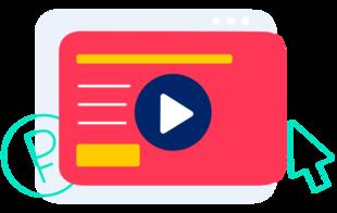 Видеообъявления в Директе