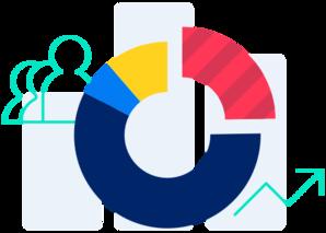 Аудиторная сеть ссегментами провайдеров данных (DMP)