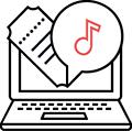 Как аудиореклама наЯндексе приглашала наконцерт покупателей ноутбуков